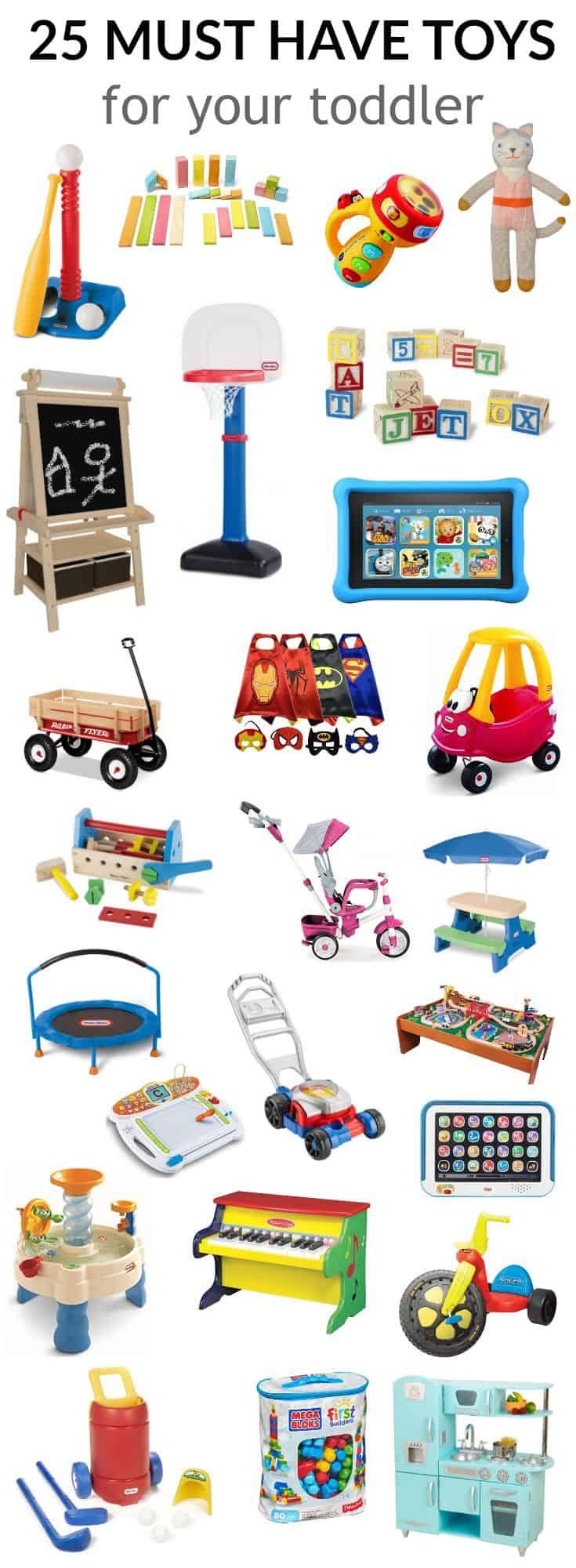 Best Toddler Toys For Christmas