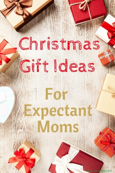Christmas Gifts Expectant Moms