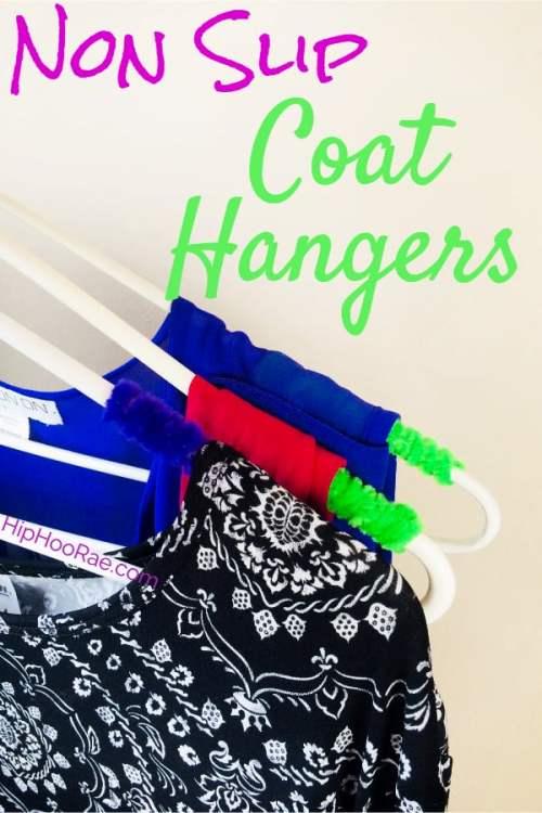 Non slip Coat Hangers