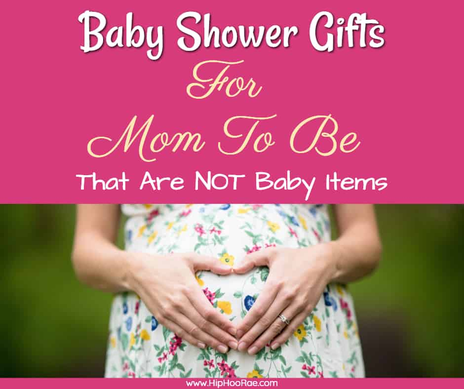 Baby Shower Gifts For Mom Not Baby - Fun and Thoughtful