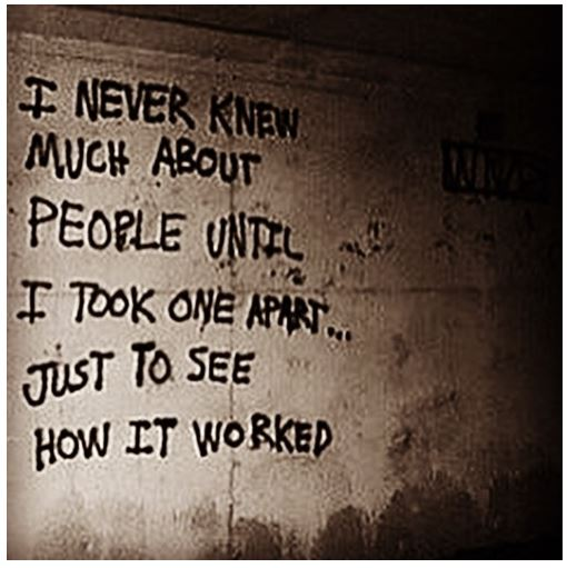 Image result for writings on the wall