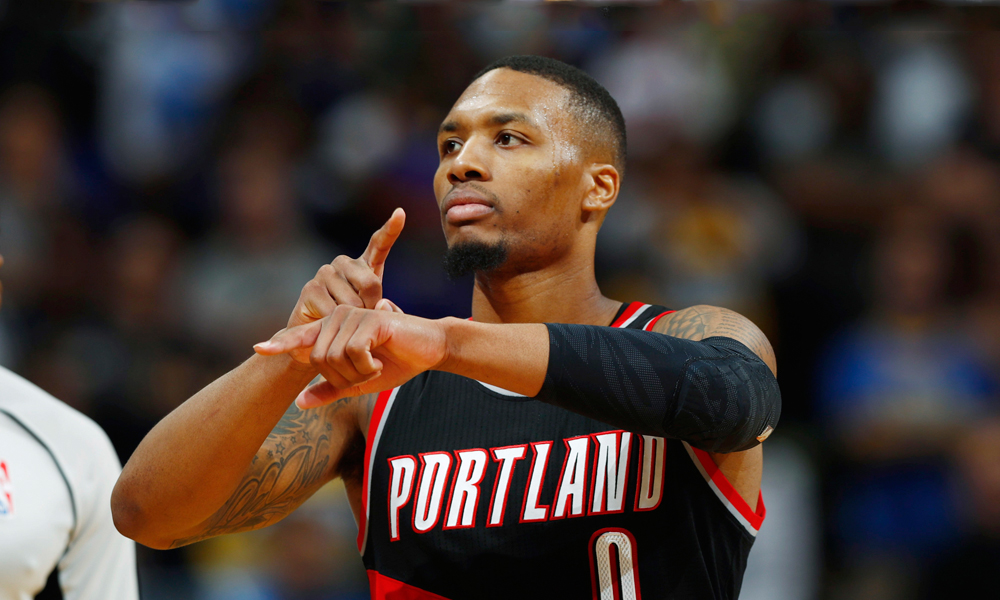 Image result for dame lillard