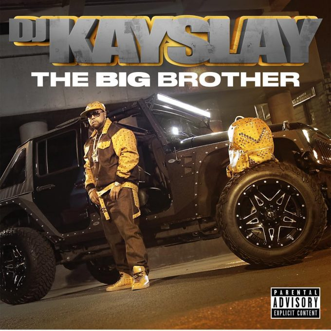 DJ Kay Slay - The Big Brother Album (Zip Download)