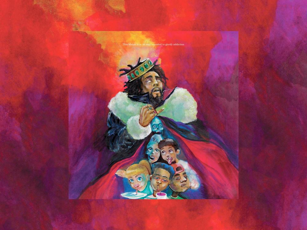 Digital Booklet KOD page 001 j. Cole,the off-season,Here Are The First Week Numbers For All J. Cole's Chat-Topping Albums j. Cole,the off-season,Here Are The First Week Numbers For All J. Cole's Chat-Topping Albums