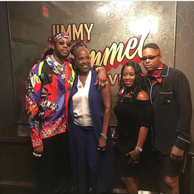 2 Chainz & YG Perform 'Proud' On Jimmy Kimmel Live!