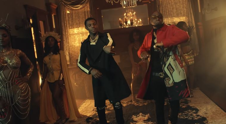 Image result for A Boogie Wit Da Hoodie - Way Too Fly (ft. Davido)