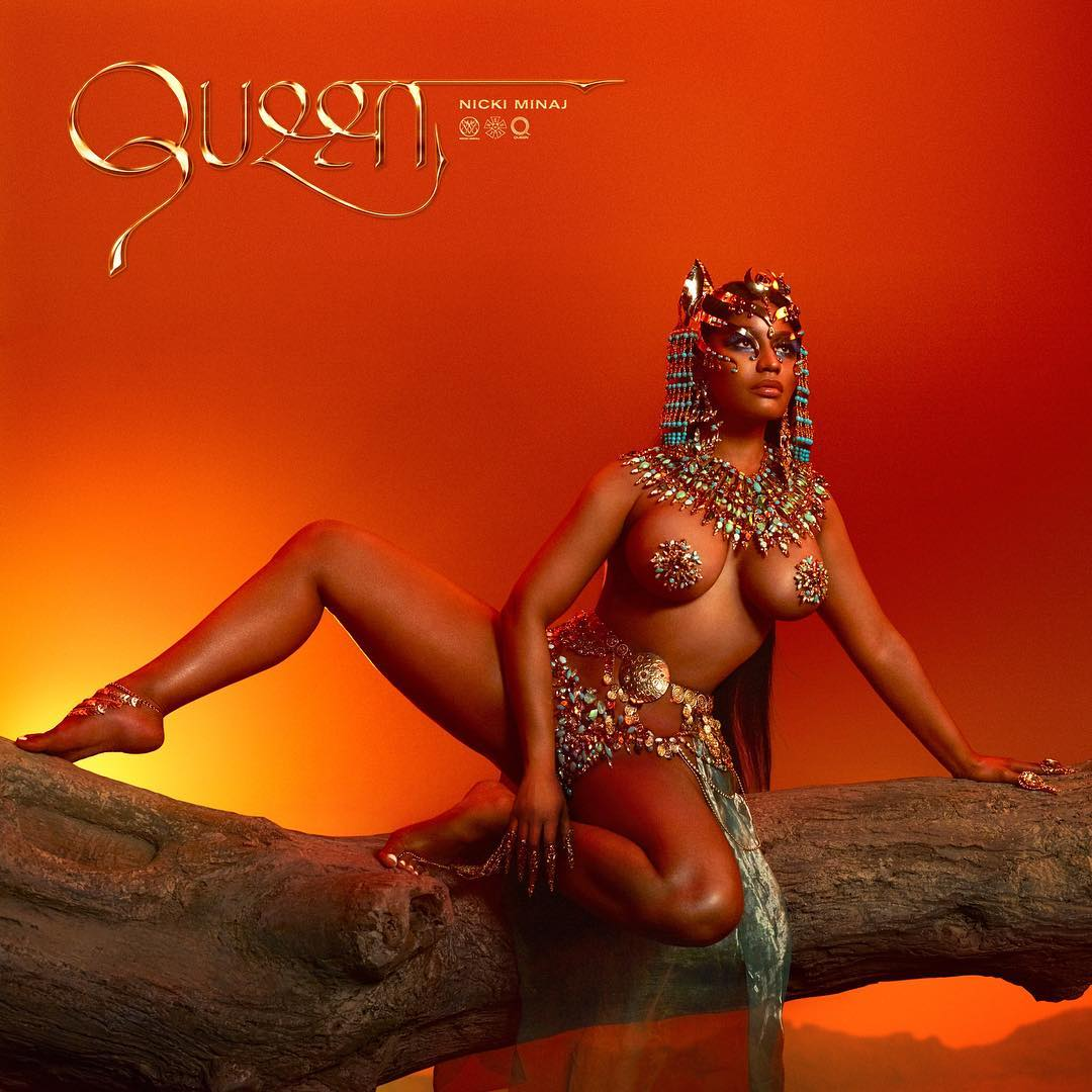 Image result for nicki queen cover