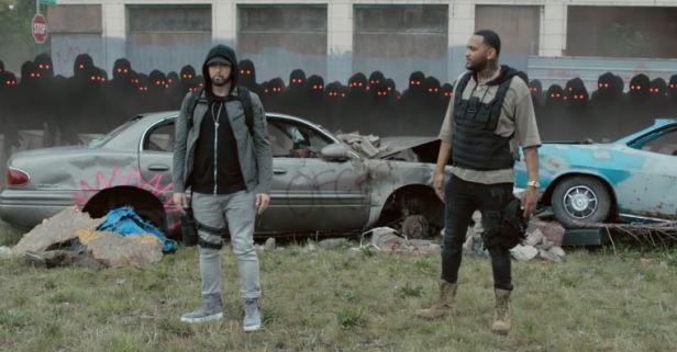 Image result for Eminem Ft. Joyner Lucas – Lucky You