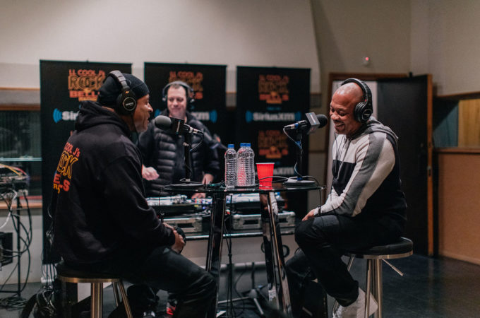 LL Cool J Interviews Dr. Dre on 'Rock the Bells Radio': Listen to A Preview-