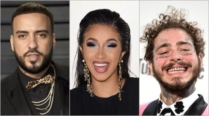 French Montana, Cardi B & Post Malone Shoot Music Video for New Song: Watch-