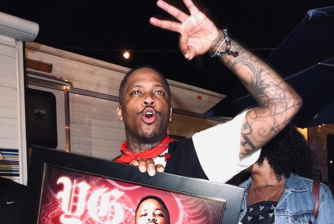 YG Announces New Album Title & Release Date; Debuts 'Stop Snitching' Song at Coachella-