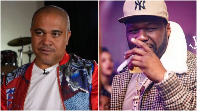 """Irv Gotti Says Satan Saved 50 Cent After He Got Shot & He's An """"Engine of Chaos""""-"""