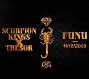 Scorpion Kings – Funu Amapiano Ft. Tresor Mp3 Download Fakaza