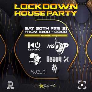 Yuri DK Lockdown House Party Mp3 Download Fakaza