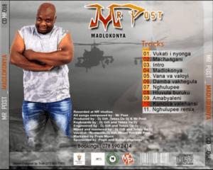 Mr Post – Machangani Mp3 Download Fakaza