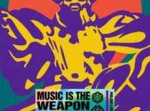 Major Lazer - Hands Up Mp3 Download Fakaza ft MOONCHILD SANELLY & MORENA LERABA