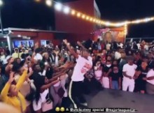 Uncle Vinny dancing to Amapiano Video Mp4 / Mp3 Download