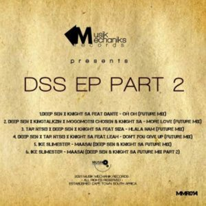 Deep Sen – More Love (Future Mix) Mp3 Download Fakaza