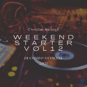 DJ Combo Official – Weekend Starter mixtape Vol 12 Mp3 Download