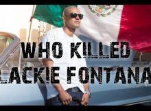 Blackie Fontana Bio, Age, Real Name, Net Worth 2021, Funeral & Death