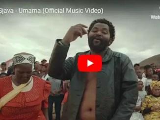 VIDEO: Sjava – Umama
