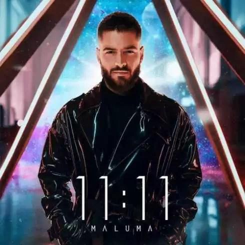 ALBUM: Maluma - 11:11