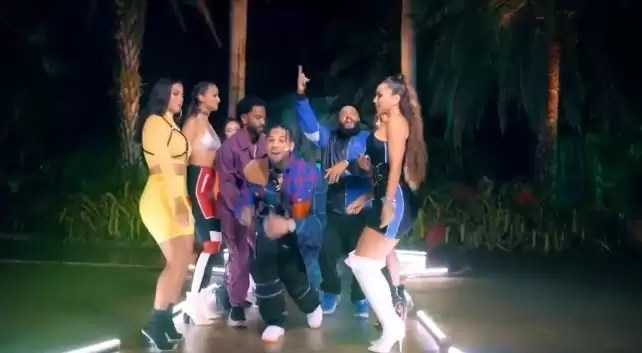 DJ Khaled – Jealous Ft. Chris Brown, Big Sean & Lil Wayne