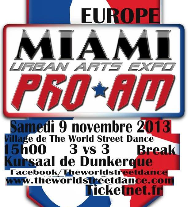 Europe Qualifier for Miami ProAm 2014