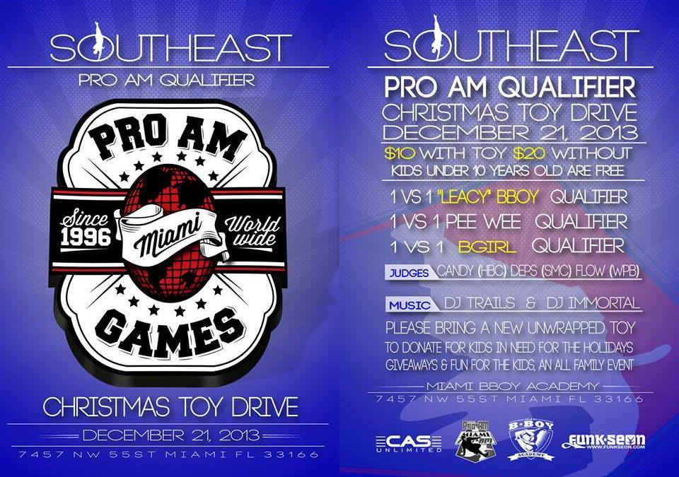 2014 ProAm South East Qualifier