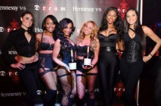 Hennessy V.S at Dream