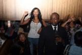 Jennifer Williams parties @ Premiere - ARoberts