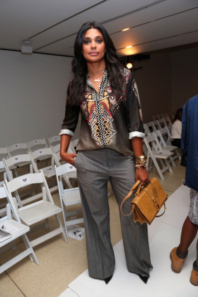 Mark McNairy New Amsterdam - Front Row - Spring 2013 Mercedes-Benz Fashion Week