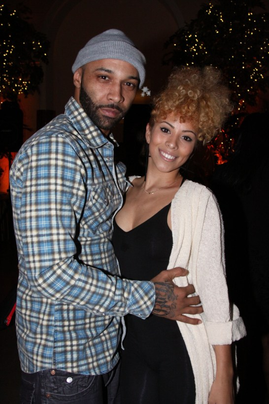 Joe Budden and Kaylin Garcia