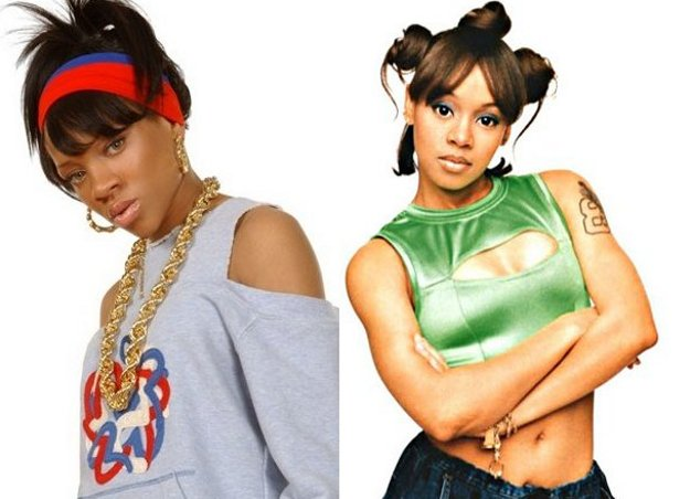 Lil Mama To Play Lisa Left Eye Lopes In Tlc Biopic Hip Hop