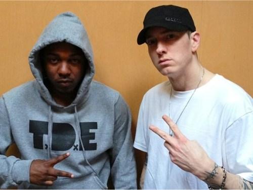 Kendrick Lamar Eminem