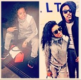 Keyshia Cole and August Alsina in NC