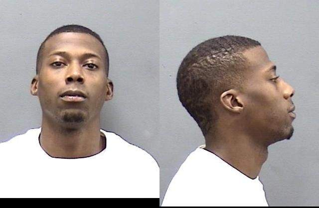 Darius Thomas, 25, charged with two counts of capital murder.