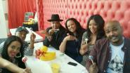 Vanessa Simmons and Mike Wayans 4