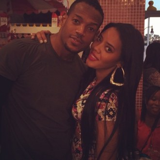 Vanessa Simmons and Mike Wayans 7