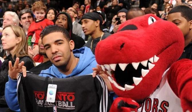 Drake Raptors