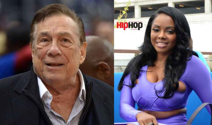 Donald Sterling and Bianca Fairchild