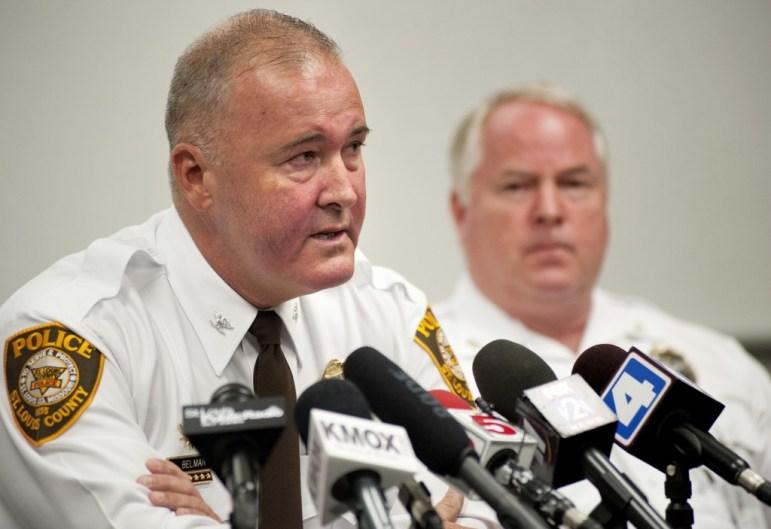 ferguson police chief