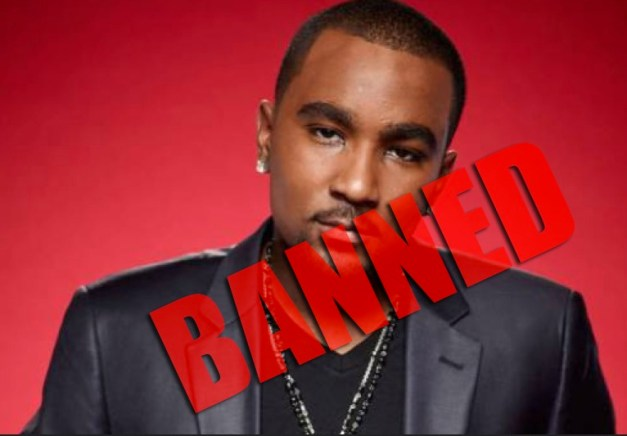 Nick Gordon_Banned