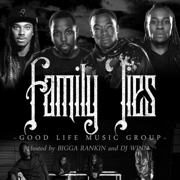 Family ties mixtape cover