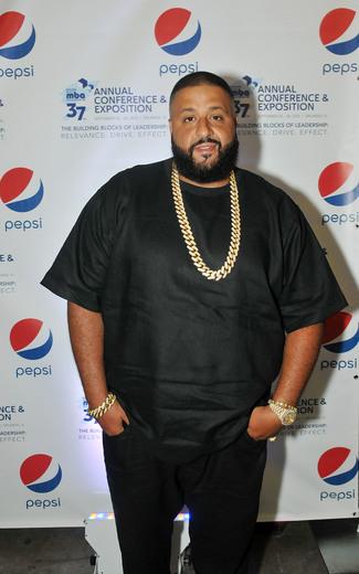 DJ Khaled on the red carpet