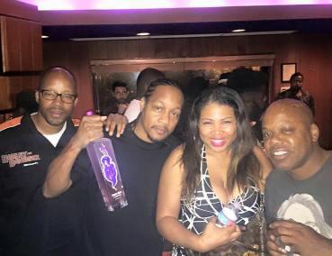 Warren G, DJ Quik, Too $hort and TMZ's Raquel Harpper