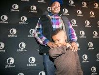 Rufus Morgan and son