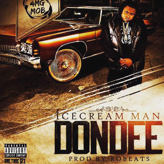 "Don Dee - ""Ice Cream Man"""