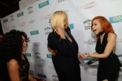 Wendy - LeToya - Kyndall greet each other