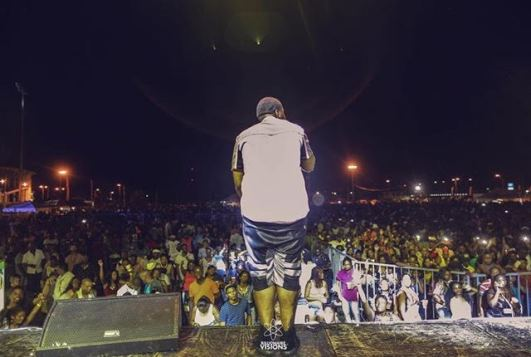 Sean Kingston Guyana Redemption Performace
